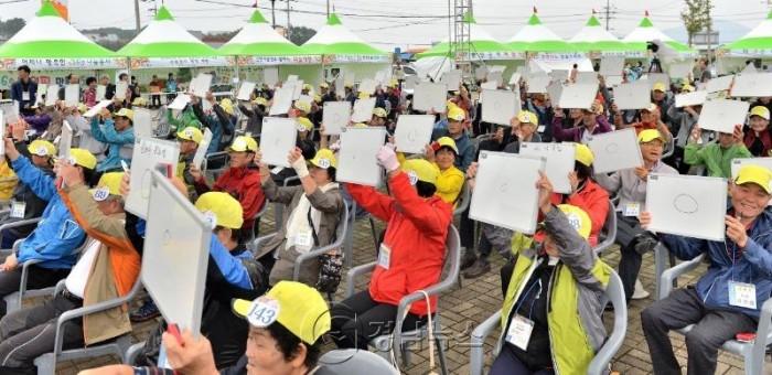 '배우고 나누며 통하다' 남해평생학습축제 열려