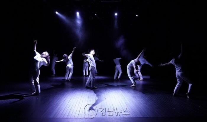 안주경 댄스컴퍼니의 '비상 춤으로 날다'