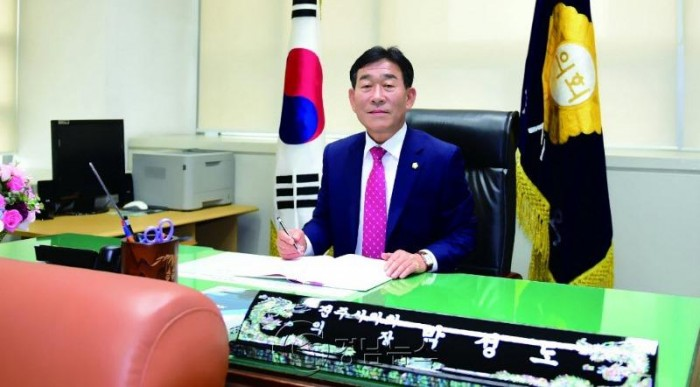 <인터뷰>진주시의회 의장 박성도의 발자취에 빠지다