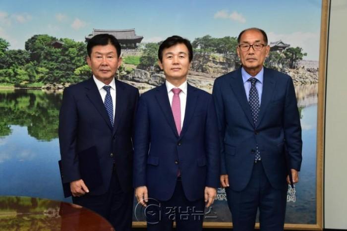 '진주시민축구단' 이끌어갈 단장 및 사무국 구성 완료