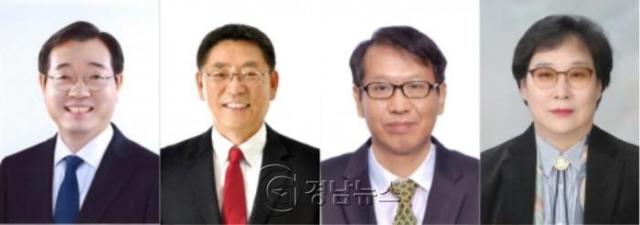 4·15 총선 경남 공천 확정 대진표