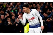 '손흥민 결승골' 토트넘, UEFA 챔피언스리그 8강 1차전 승리