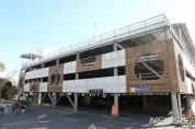 경상대학병원 21일부터 철골주차장 본격 운영