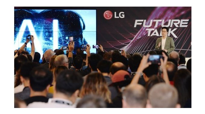 LG전자의 인공지능 스마트플랫폼 '씽큐(ThinQ)'